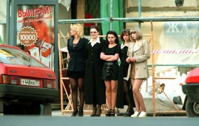 Девушки из 1990-х (15 фото)