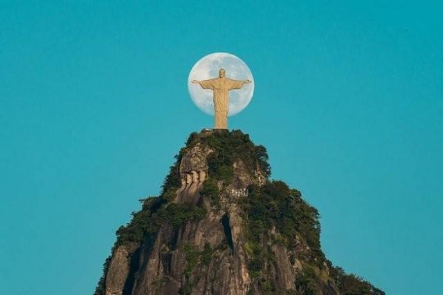 Малоизвестные факты о всемирно известных статуях (6 фото)