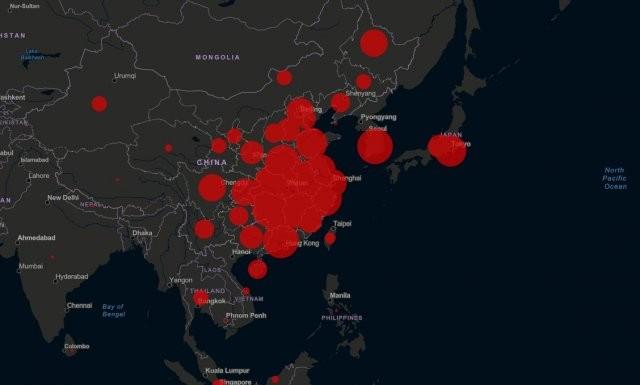 Коронавирус распространился по всем континентам (3 фото)