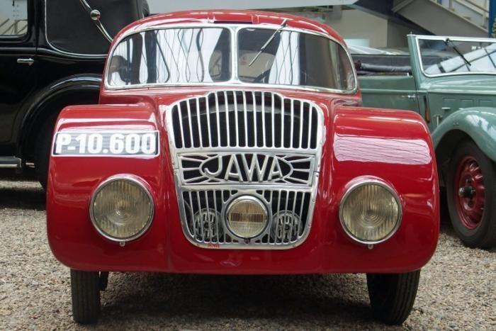 """Автомобиль Jawa 750: """"Ява"""" — это не только мотоциклы (9 фото)"""