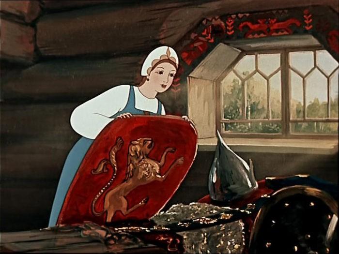 Советские мультфильмы, на которых учился сам Уолт Дисней (6 фото)