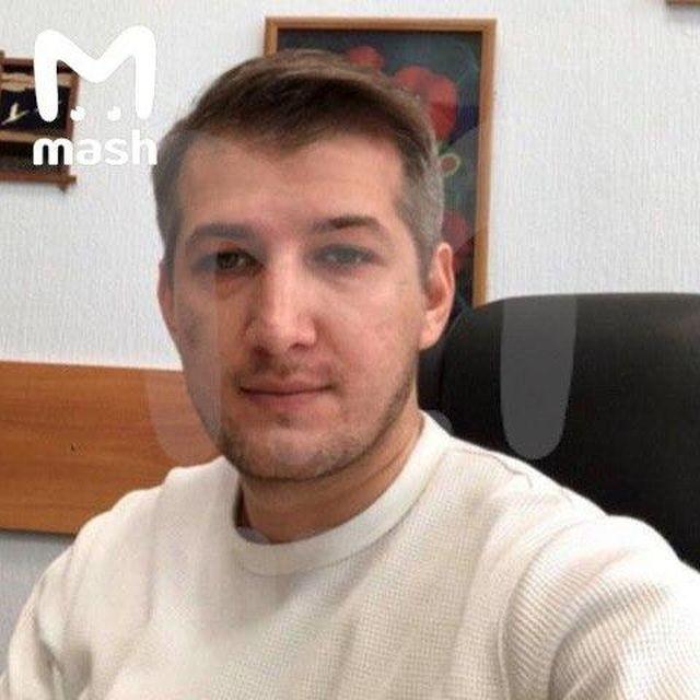 Блогера Андрея Петрова избил сосед (2 фото)