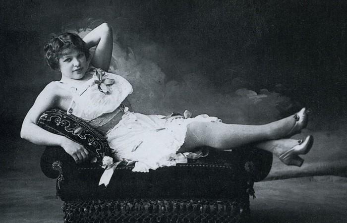 «Падшие женщины», которые вошли в историю (4 фото)
