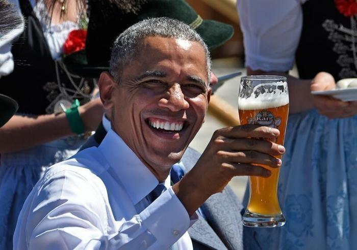 Что пьют самые влиятельные люди (23 фото)