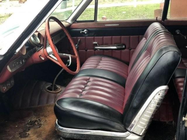 Ford Galaxie, пробыл в карьере большую часть своей жизни (15 фото)