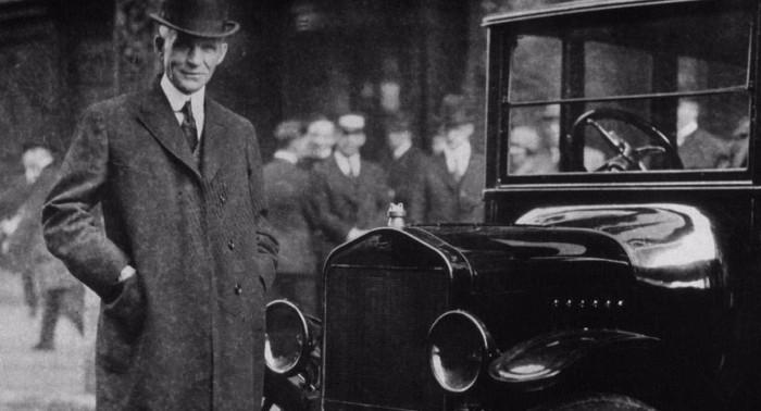 Малоизвестные факты из истории создания автомобилей (8 фото)