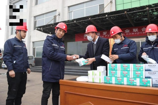 Что русские подарили китайцам в разгар коронавируса? (3 фото)