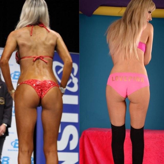48-летняя англичанка Рэйчел Эванс очень хотела быть как Барби (15 фото)