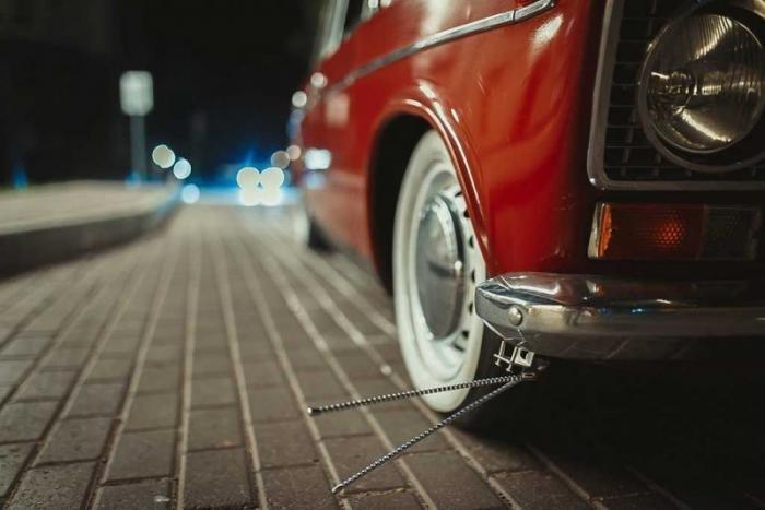Механический парктроник или что такое карбфиллеры (6 фото)