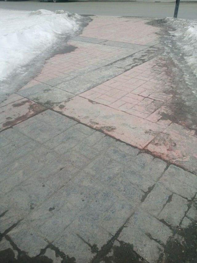 Судьба скандального граффити в Екатеринбурге наконец решилась (4 фото)