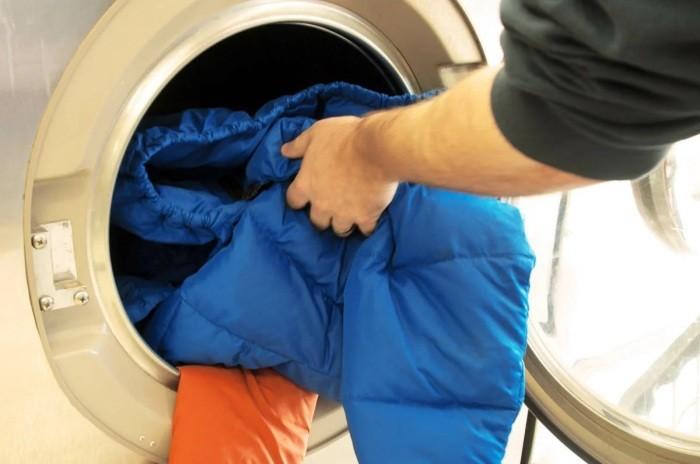 Правила стирки зимней одежды (5 фото)