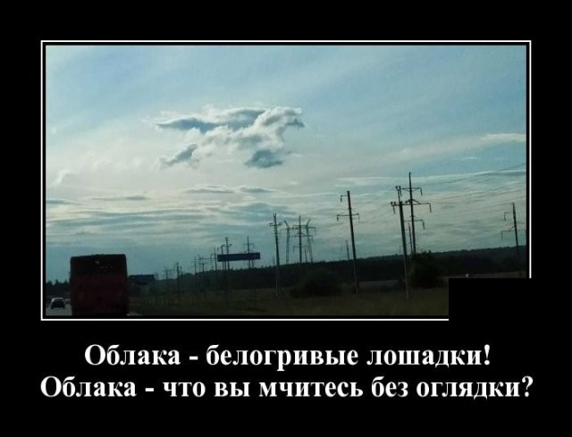 Демотиваторы (20 фото) 13.03.2020