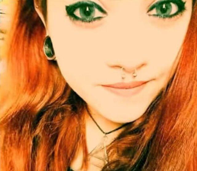 Кьяра - 18-летняя итальянка, превратившая себя в кошмар (15 фото)