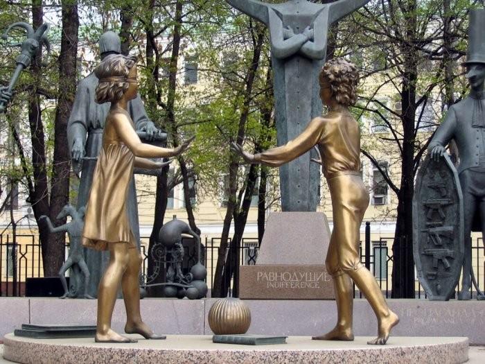 Небанальные достопримечательности Москвы (8 фото)