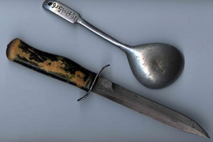Русские ножи с историей (10 фото)