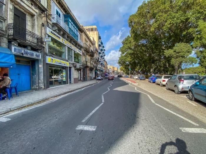 Что за загадочная разметка на Мальте (4 фото)