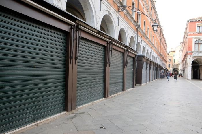 Опустевшая Италия (31 фото)