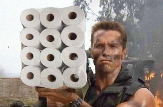 Чем занимается Арнольд Шварценеггер на карантине (8 фото)