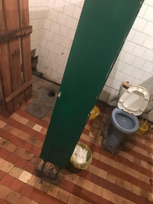 Посмотрите на Боткинскую больницу в Петербурге (8 фото)