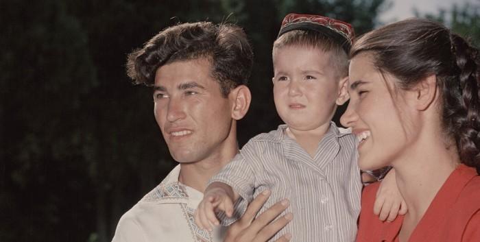 Какой была семейная жизнь в СССР (6 фото)