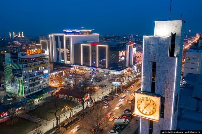 Бишкек с высоты (26 фото)