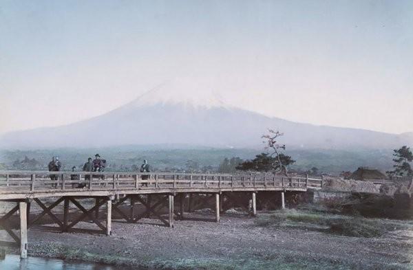 Подборка редких фотографий Японии середины XIX века (24 фото)