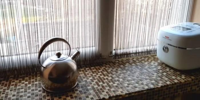 Идеи для хранения вещей на маленькой кухне (6 фото)
