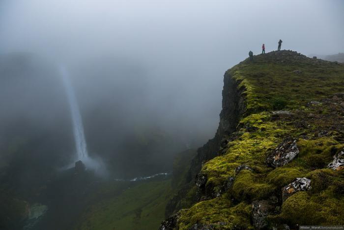 Поездка по острову Исландия (36 фото)