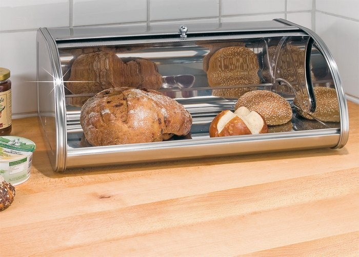 Простой способ сохранить хлеб свежим (5 фото)