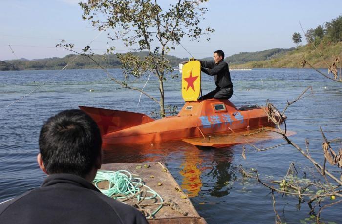 Удивительные изобретения рядовых китайцев (9 фото)