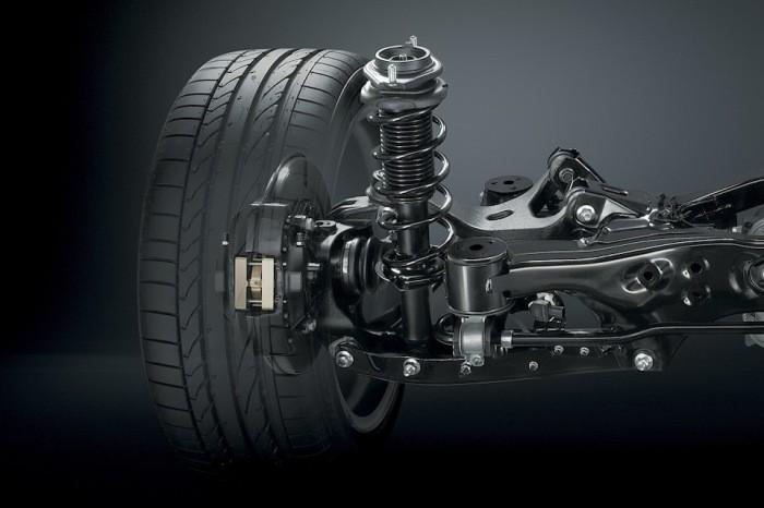 Причины шума от колеса автомобиля, не связанные с ходовой (5 фото)