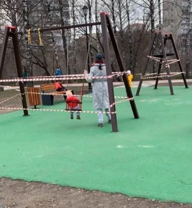 Не самые умные россияне, наплевавшие на карантин (15 фото)
