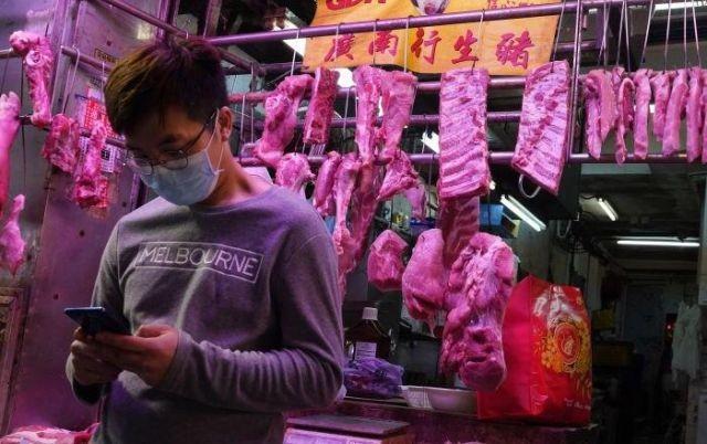 В Китае снова стали есть летучих мышей (5 фото)