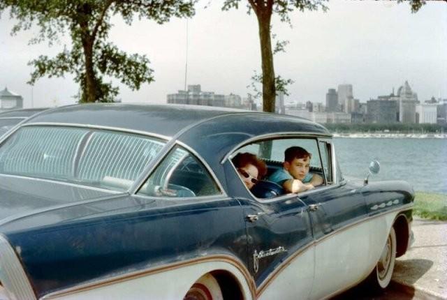 Соединенные Штаты Америки в 1950-х годах (20 фото)