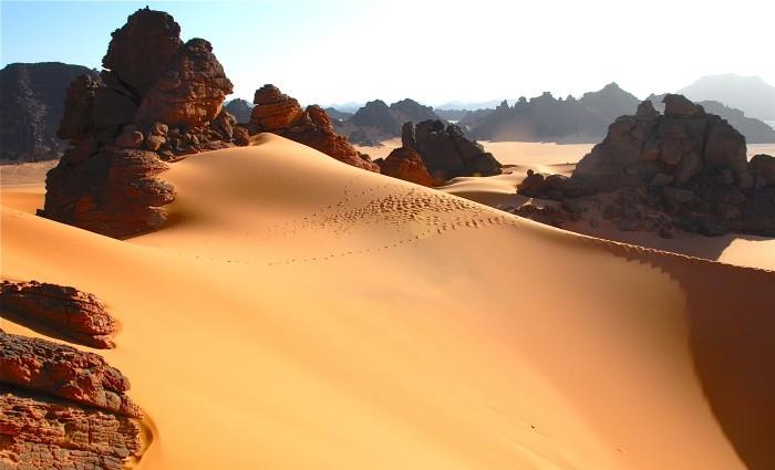 Как изменилась Сахара за последние тысячи лет (7 фото)