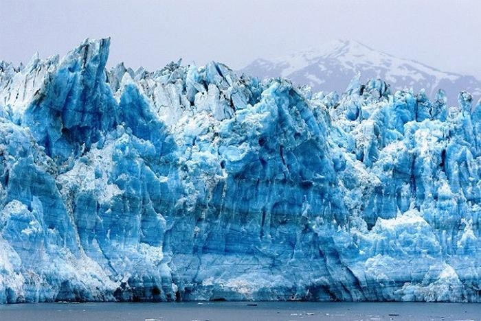 Удивительные айсберги и ледники со всего мира (26 фото)