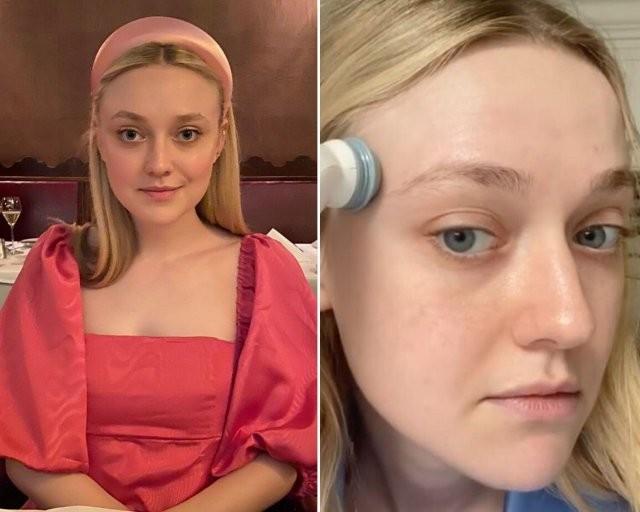 Знаменитости, которые не пользуются макияжем на карантине (10 фото)
