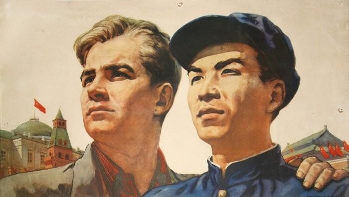 История ссоры Китая и СССР (5 фото)