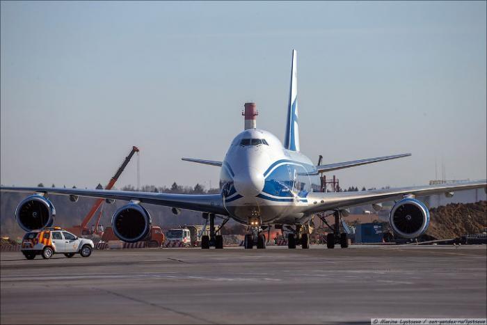 Как дезинфицируют Боинг-747 (26 фото)