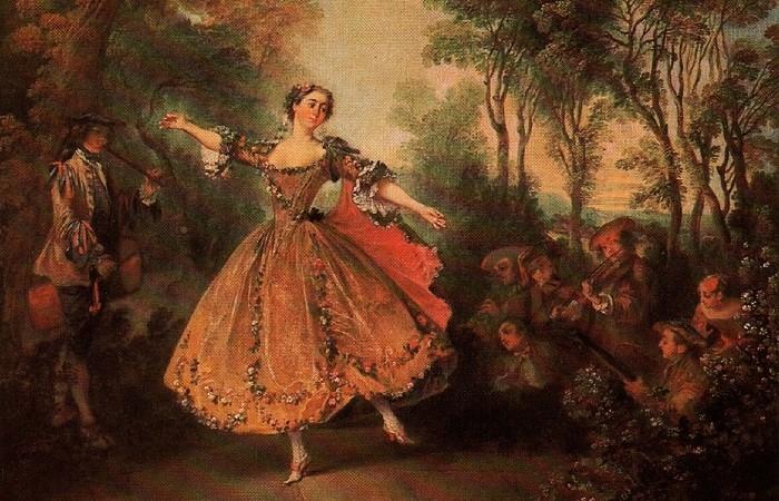 Крепостной балет в России как забава рабовладельцев (5 фото)