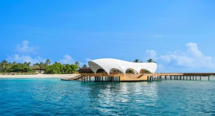 Отель The Westin Maldives Miriandhoo Resort на Мальдивах (23 фото)