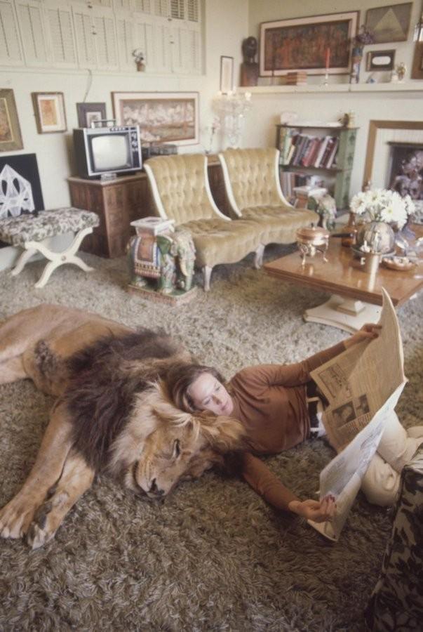 Удивительные кадры Мелани Гриффит из 70-х (15 фото)