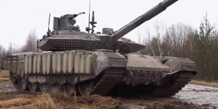 Новейшие танки Российской армии (2 фото)