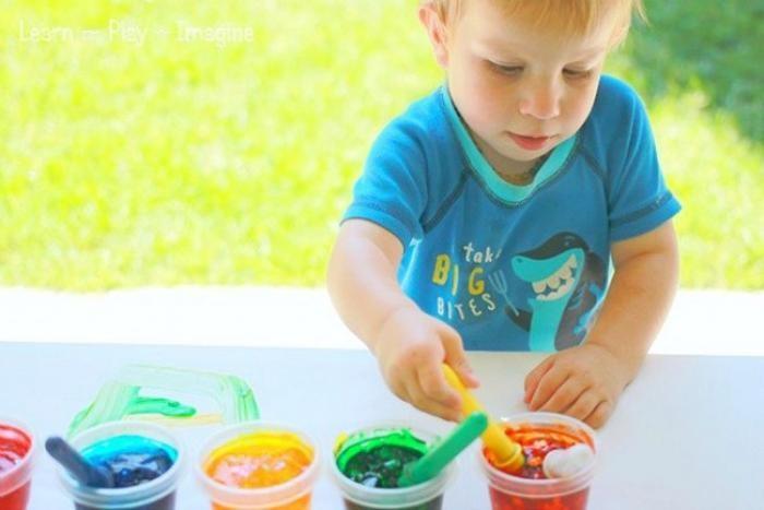 Способы занять ребенка (9 фото)