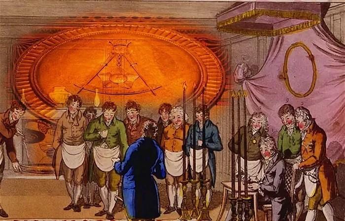 Были ли масоны среди русских царей (6 фото)