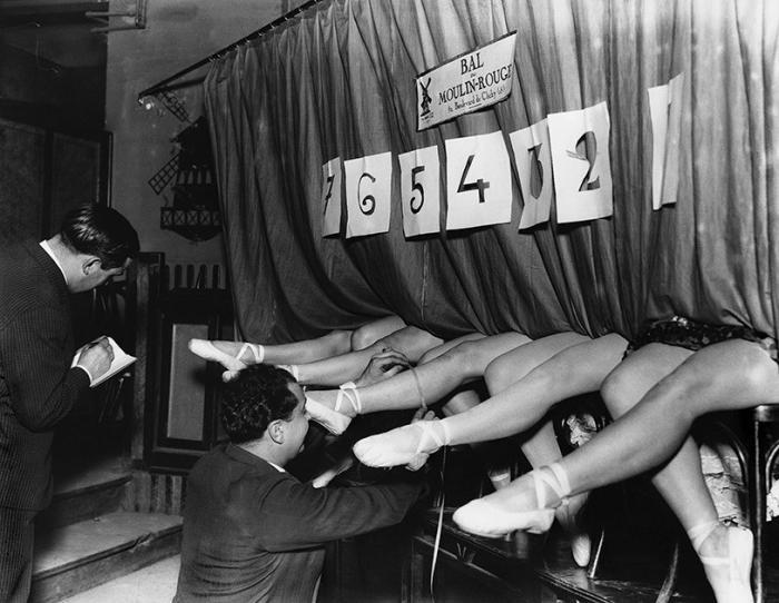 125 лет за кулисами «Мулен Руж» (15 фото)