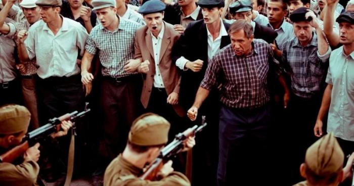 Как одна шутка привела к восстанию в Новочеркасске (6 фото)