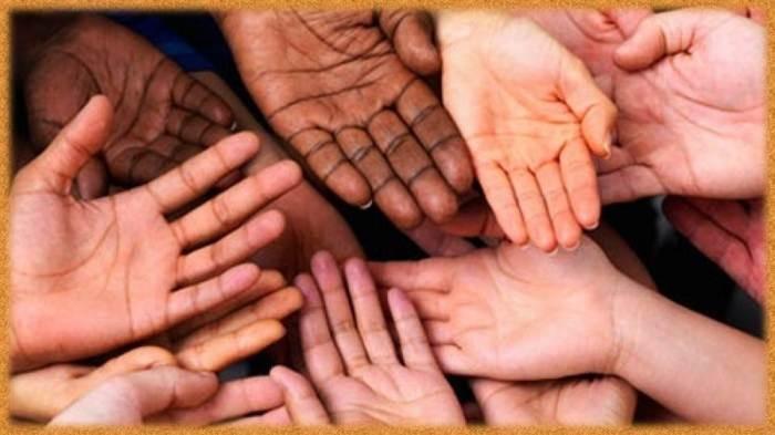 Почему у темнокожих людей светлые ступни и ладони (9 фото)
