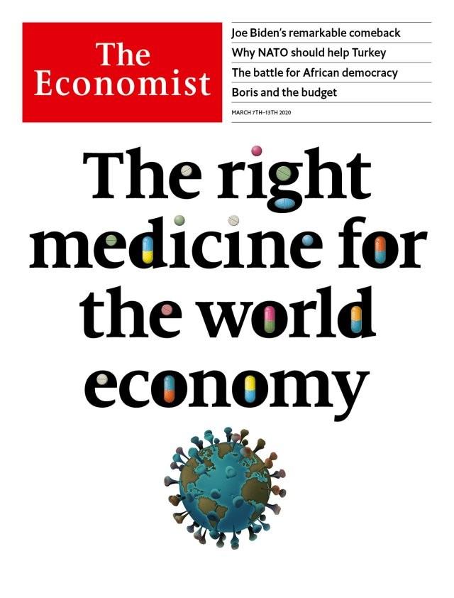 Обложки мировых СМИ на тему коронавируса (12 фото)