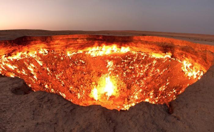 Чудеса геологии нашей планеты (10 фото)